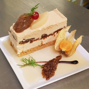 Boucherie Garnier - Exemple de dessert proposé